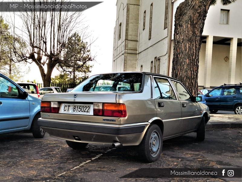 avvistamenti auto storiche - Pagina 4 Lancia-Prisma-1-6-99cv-88-CT815022-131-198-19-10-2018