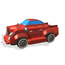 (68) Turbocamioneta moderna Turbocamioneta-moderna