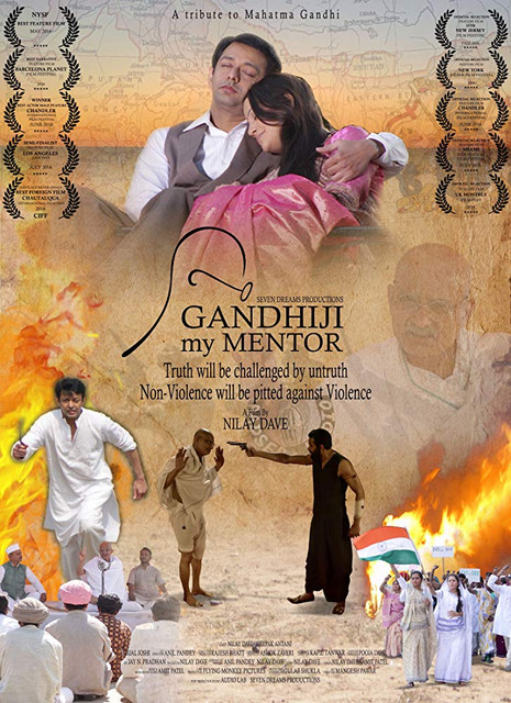 Gandhiji My Mentor (2016) Hindi WEB-DL x264 AAC 300MB ESubs 480p