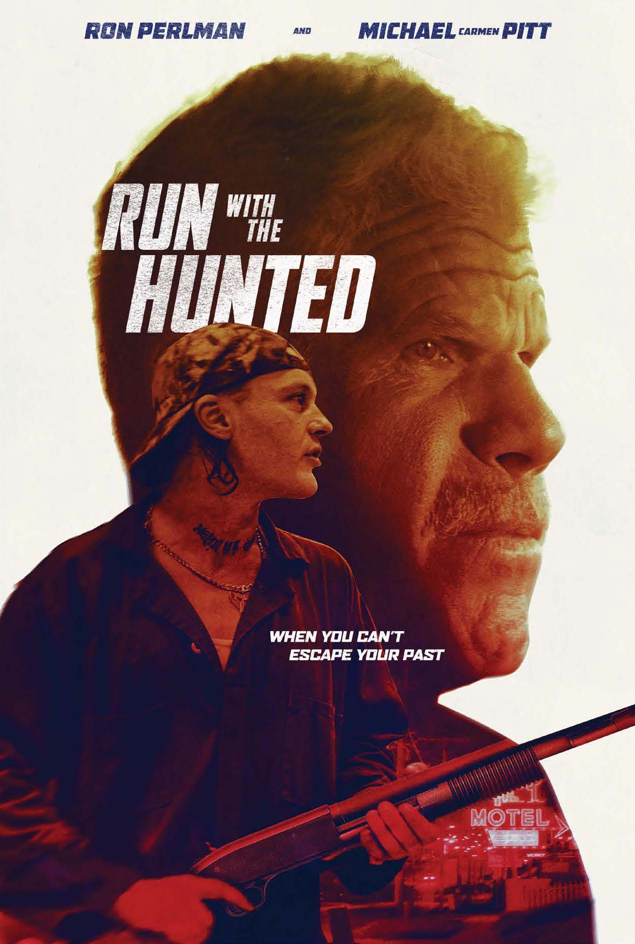 Run with the Hunted (2019) Unofficial Hindi Dubbed 720p HDRip Esubs DL