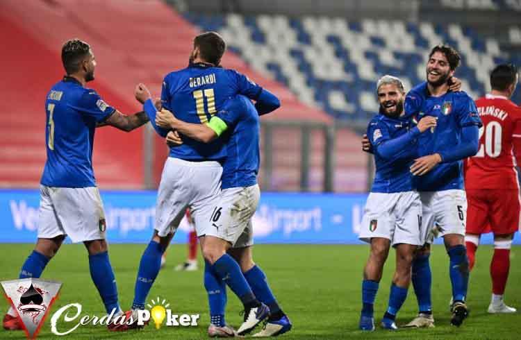 Persaingan Keras Italia, Belanda, dan Polandia Menuju Putaran Final