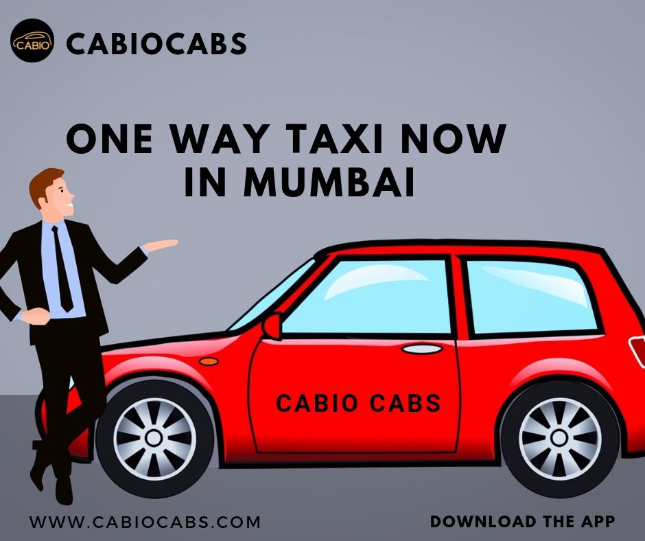 oneway taxi in mumbai