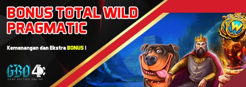 Bonus Total Wild Pragmatic