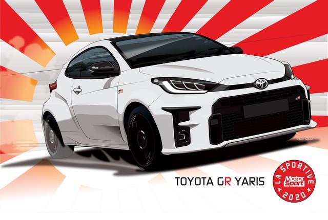 La Toyota GR Yaris distinguée par trois médias spécialisés Toyota-yaris-gr-motorsport-mag-2020