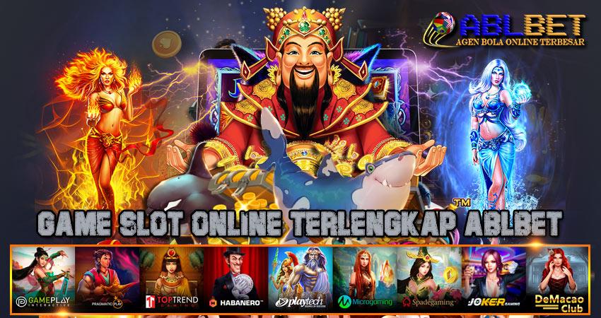 Kumpulan Game Situs Judi Slot Online Gampang Menang Bonus New Member 100