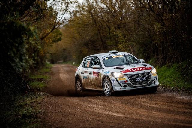 Des Débuts Réussis Pour La Peugeot 208 Rally 4 ! Whats-App-Image-2020-11-21-at-22-34-14