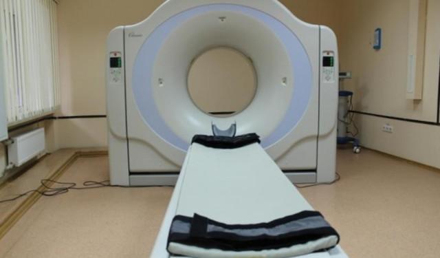 В Николаевской областной больнице включили томограф