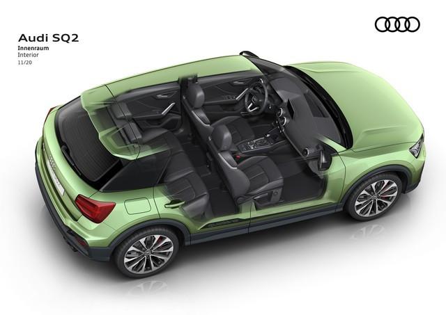 Voiture de sport compacte d'exception : Audi donne à l'Audi SQ2 un design encore plus abouti A208401-medium