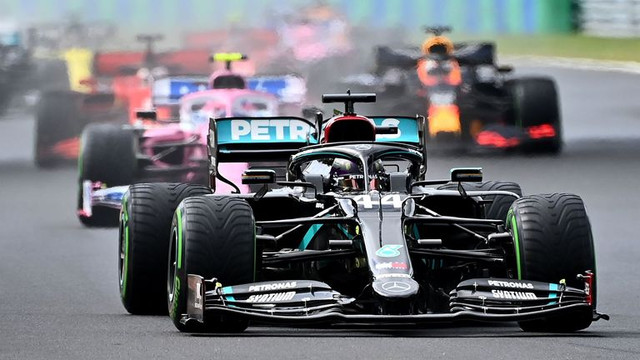 Is the price of a Formula 1 racing car worth one apartment tower?