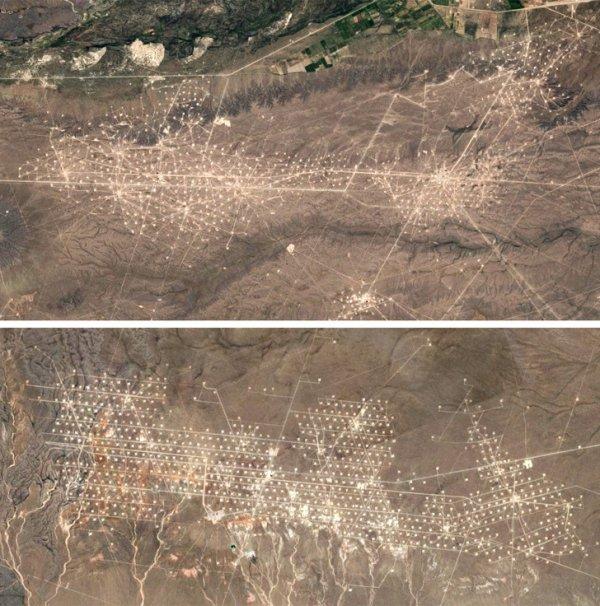 Уникальные объекты, которые можно увидеть на Google Maps