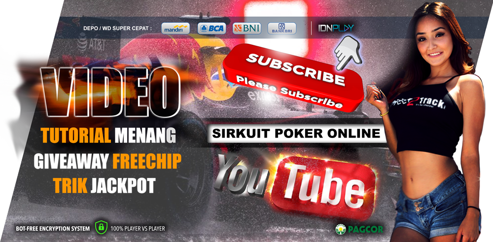 Sirkuit Poker | Arena Jackpot Poker Online dan Ceme Online