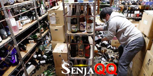 Cerita WNI di Jepang Saat Gempa mengguncang pantai unsur timur Je