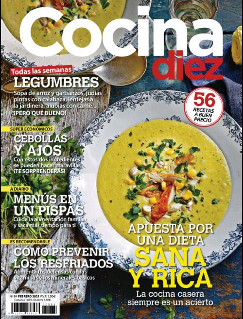 Cocina Diez EspaГ±a - Febrero 2021 .PDF [userupload]