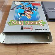 [VENDUS] Jeux NES Castlevania2-4
