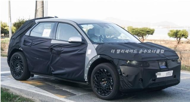 2021 Hyundai EV/45 50