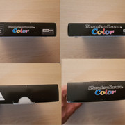 FF7 PC bigbox   Wonderswan Color Black