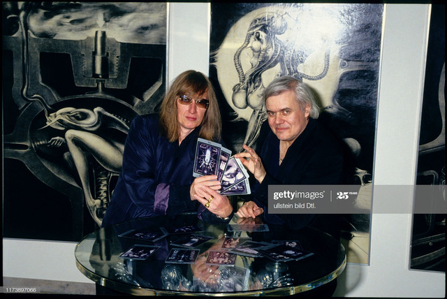Akron-and-H-R-Giger-with-Giger-s-Tarot-cards-Photo-by-Blick-RDB-ullstein-bild-via-Getty-Images.jpg