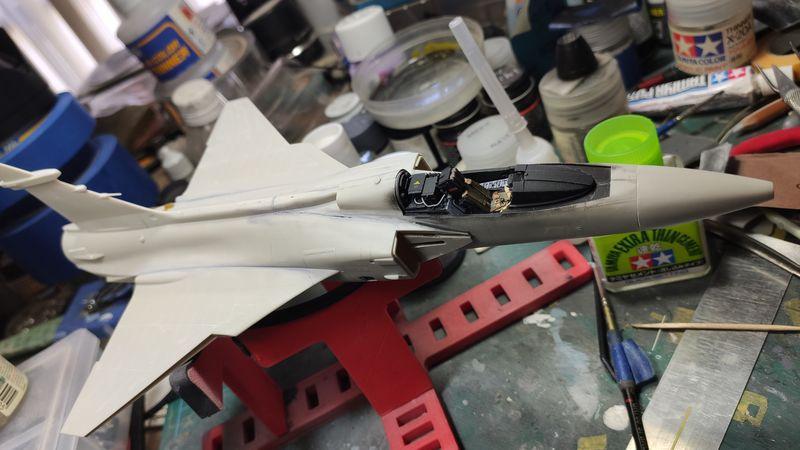 """MT: Jas-39C Gripen """"Wild Tiger"""" NTM 2017 Kitty Hawk 1/48 IMG-20191231-153240"""