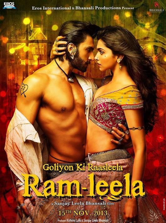 Ram Leela (2013) Hindi 480p HDRip x264 AAC 500MB ESub