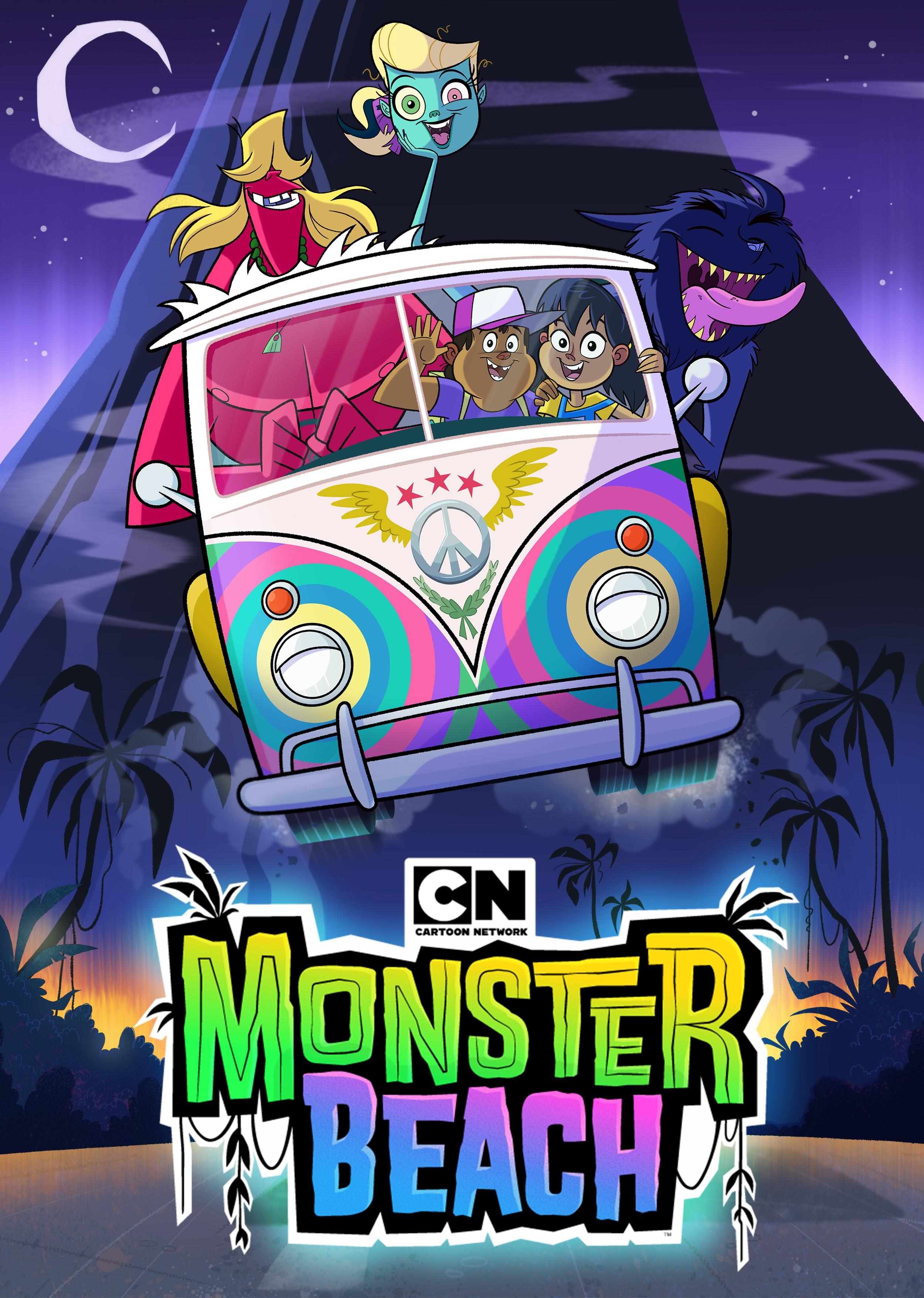 Monster Beach 2014 Hindi Dual Audio 720p HDRip ESubs 750MB | 260MB Download