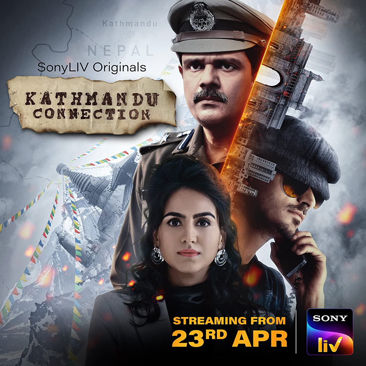 Kathmandu Connection (2021) S01 Hindi Complete Web Series 480p HDRip x264 AAC 750MB Download