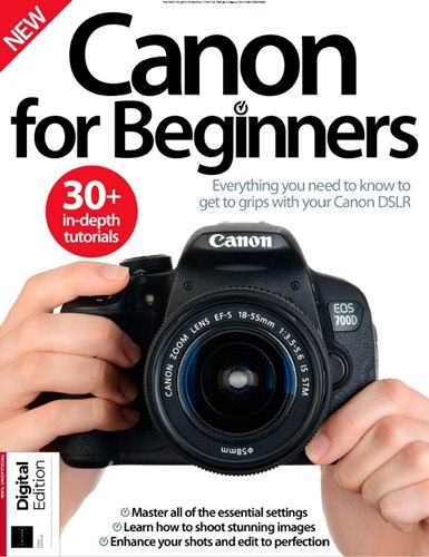 Future's Series - Canon for Beginners - 2019
