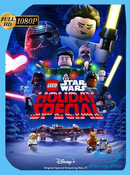 LEGO Star Wars: Especial de Navidad (2020) DSNP WEBRip [1080p] Latino [GoogleDrive] [zgnrips]