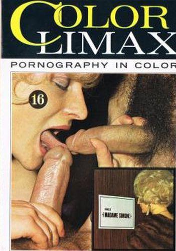 Color Climax No 16 Juli-1969