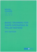 Model course 7.11: Basic training for ships operating in polar waters