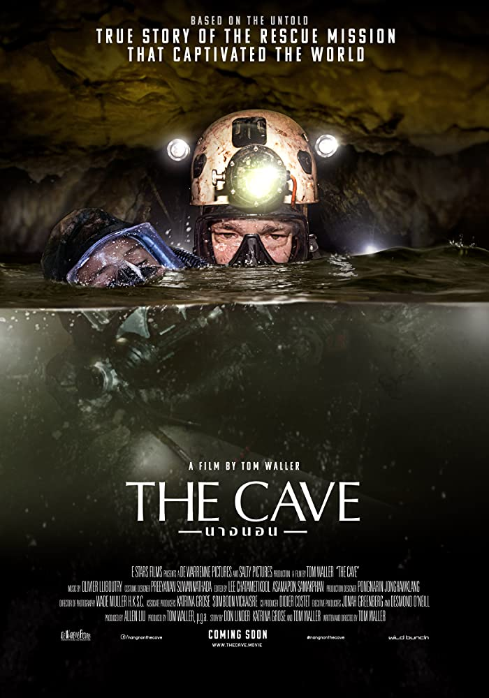 The Cave (2019) 480p WEB-DL x264 300MB Download