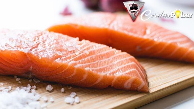 Pesan Salmon Mentai yang Nikmat dan Sehat Lewat GrabFood