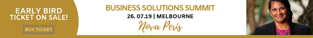 Business Solutions Summit Workshop Networking Event Melbourne