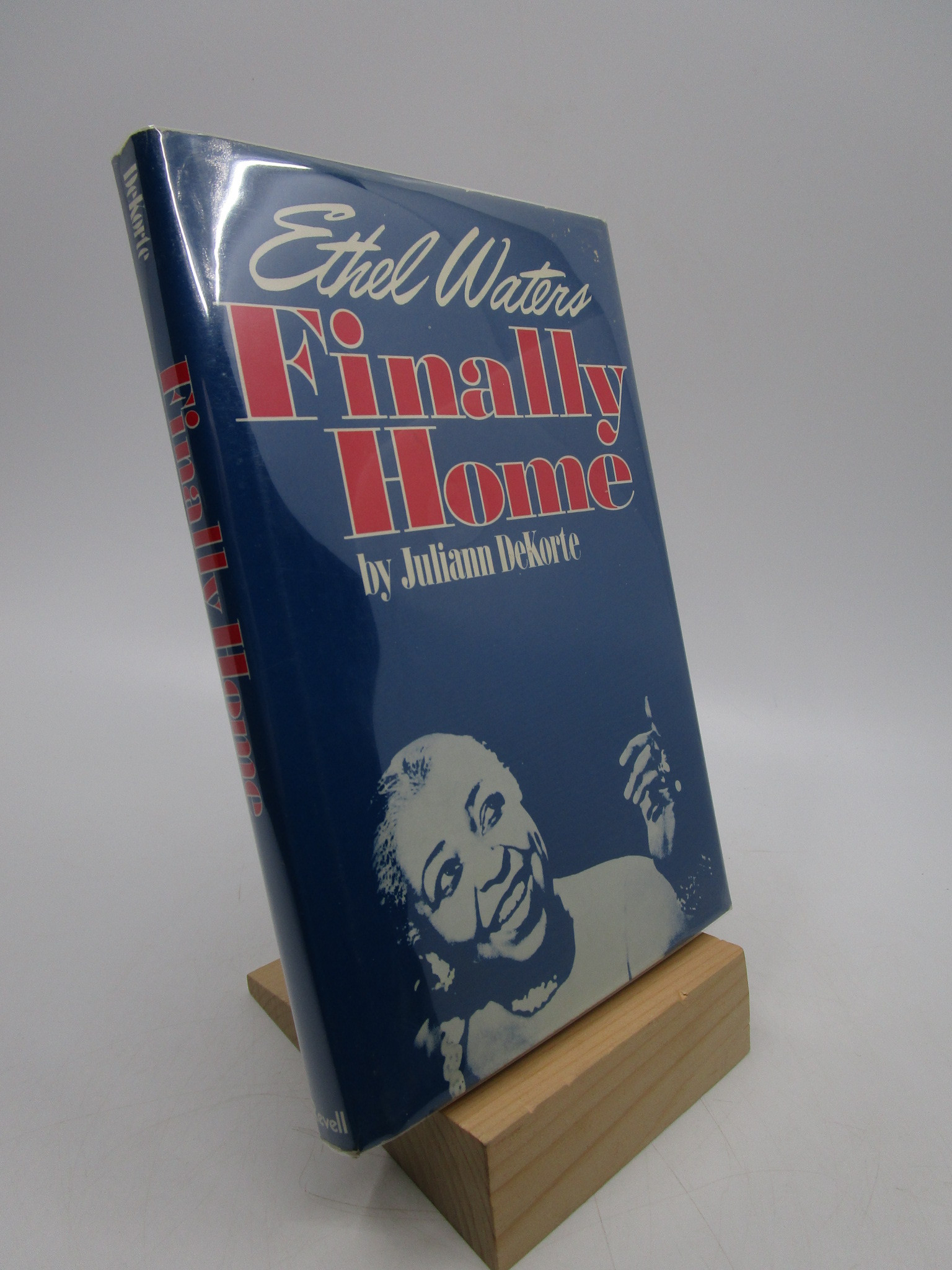 Image for Ethel Waters Finally Home (Signed First Edition)