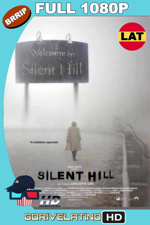 Terror en Silent Hill (2006) REMASTERED BRRip 1080p latino-ingles MKV