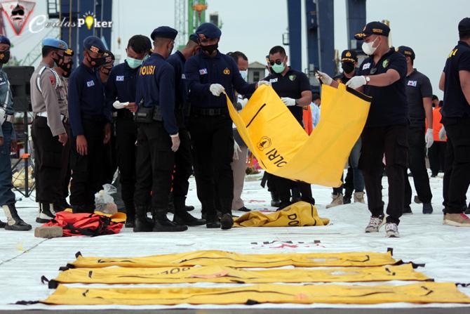 308 Kantong Jenazah Berhasil Dikumpulkan pada Hari Kesembilan Evakuasi