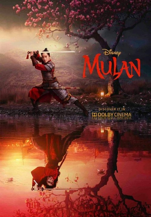 Mulan (2020) PLDUB.1080p.BluRay.x264.AC3-OzW / Dubbing PL