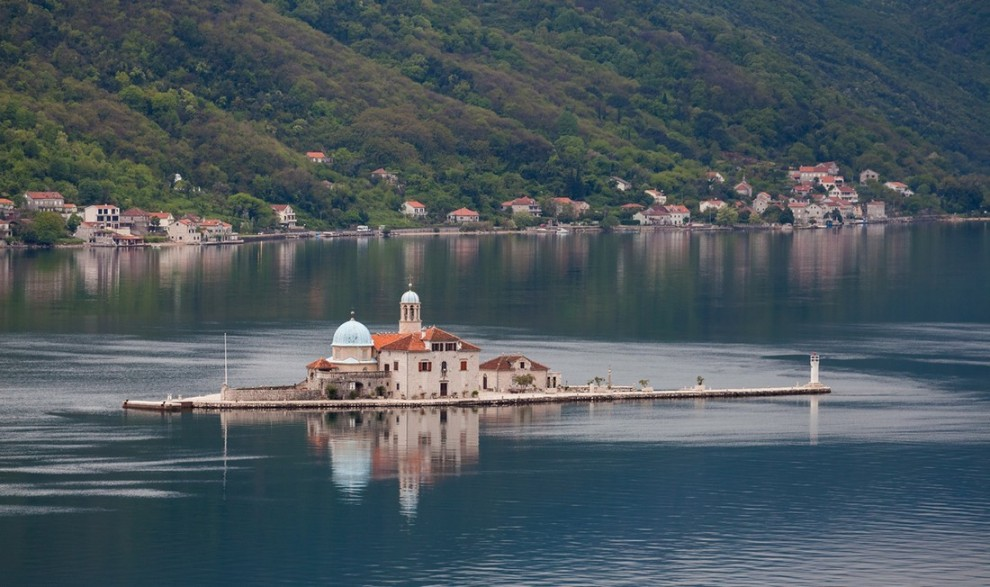 Самые маленькие населенные острова в мире