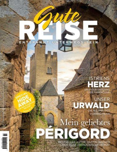 Cover: Gute Reise Magazin No 03 2021