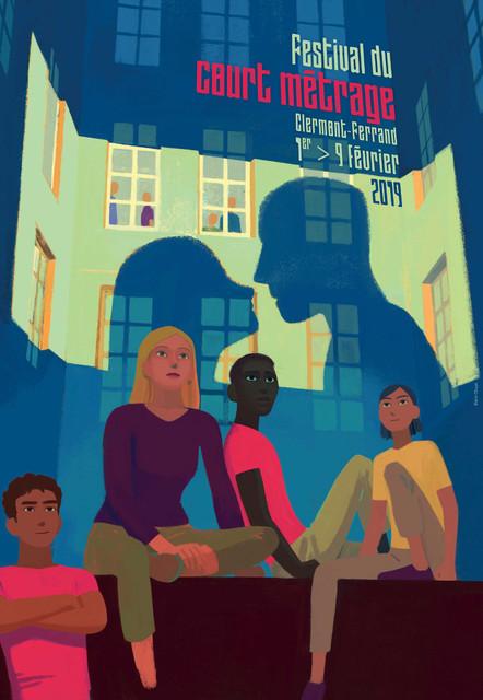 Cartel promocional del festival para el año 2019
