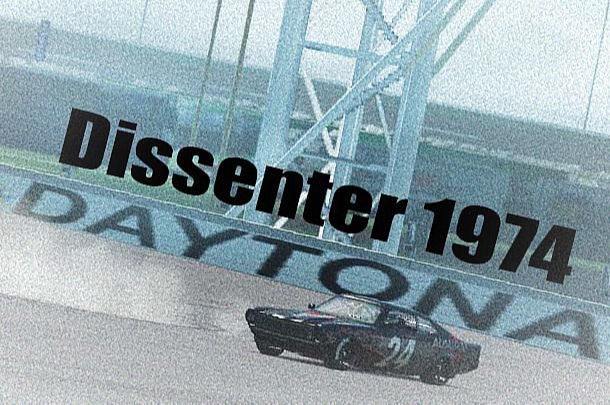 VRC NASCAR 2021 Fan - Daytona Retro