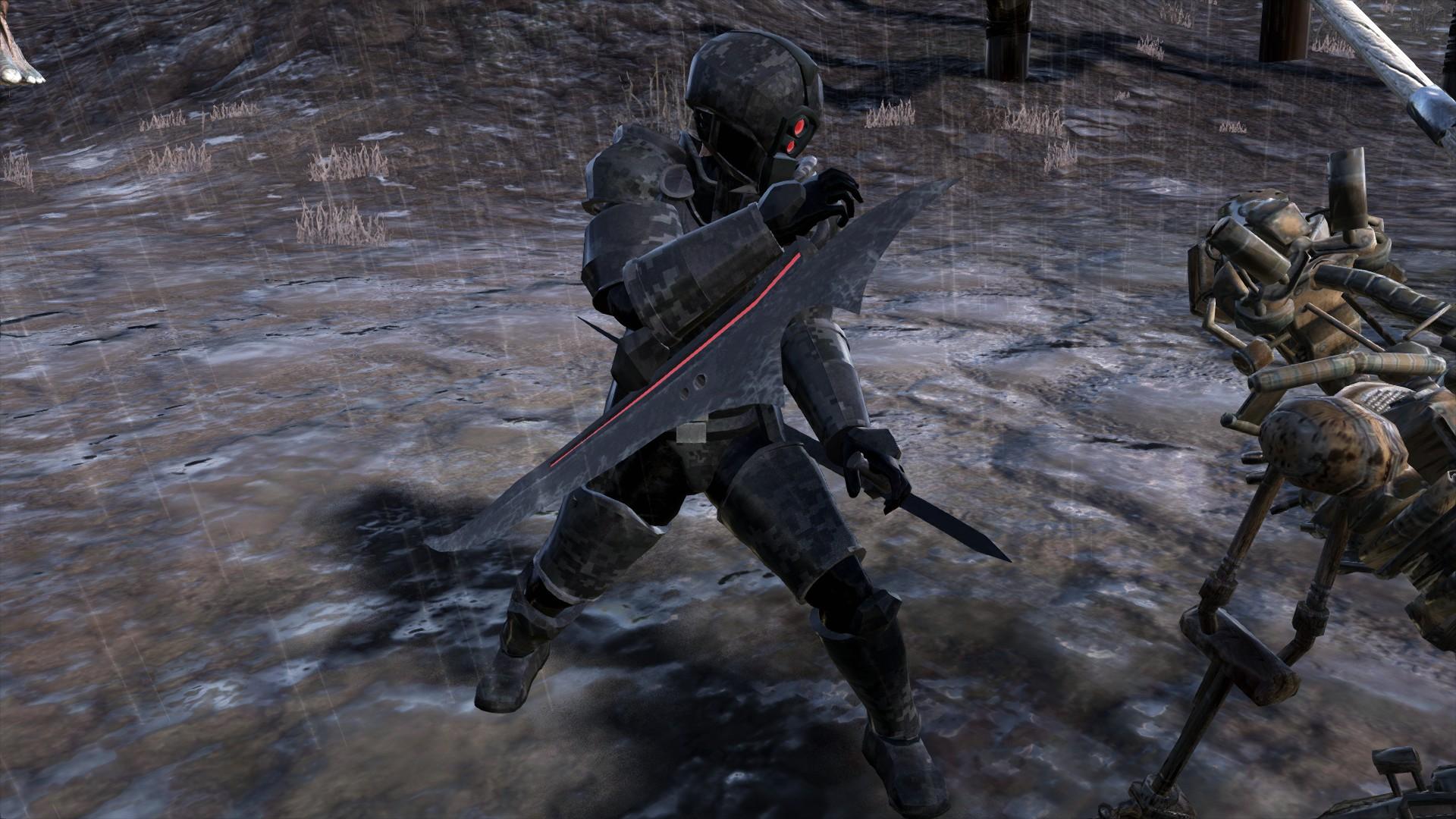 Ouroboros Armor / Броня Уробороса и Фракция (RU)