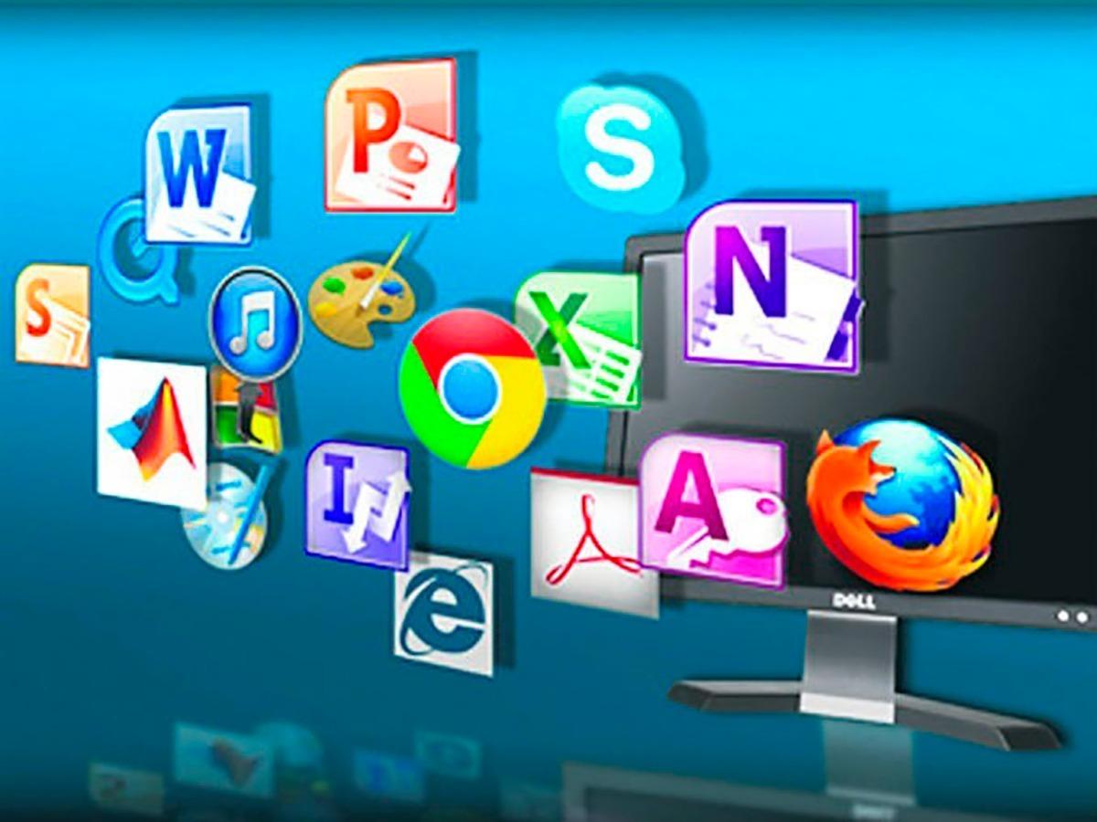 Компьютерные программы в картинках сайт