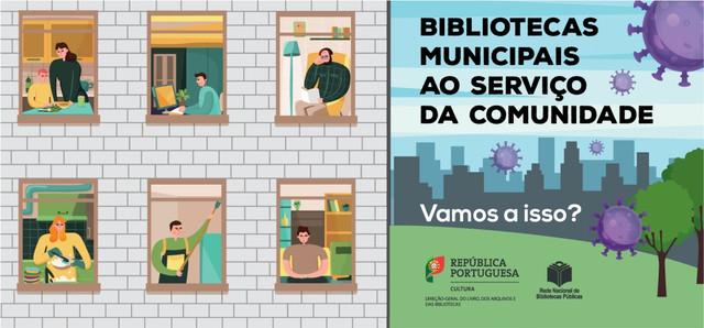 BIBLIOTECAS AO SERVIÇO DA COMUNIDADE