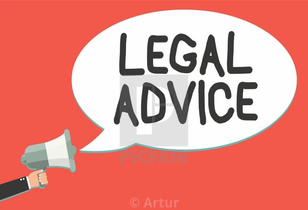 Shady Legal Advice Online
