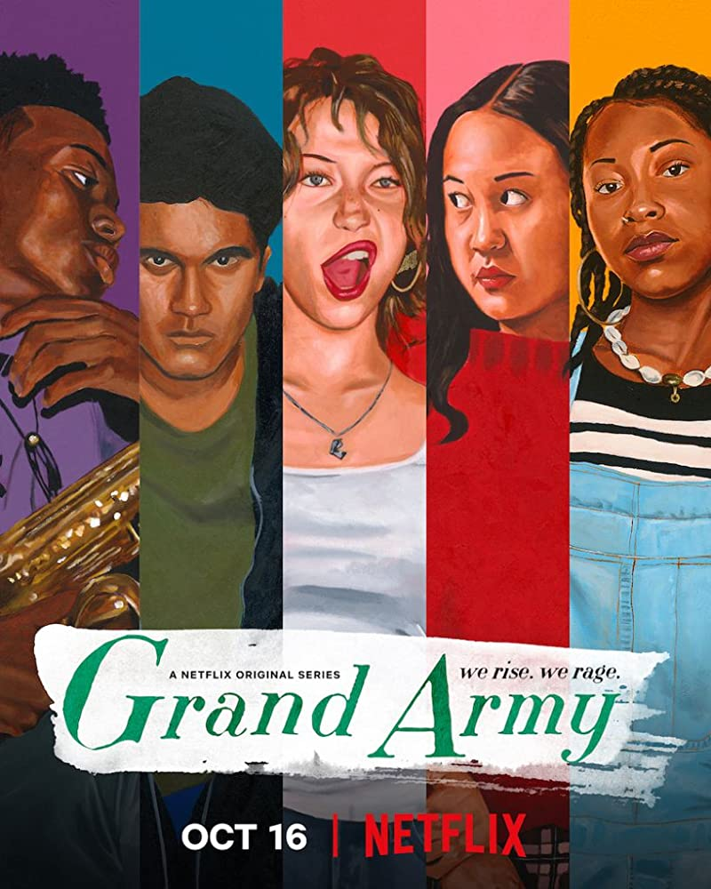 Grand Army 2020 S01 Hindi Complete Netflix Web Series 720p HDRip 3.2GB | 1.4GB Watch Online