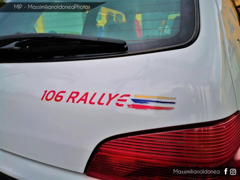 Parking Vintage - Pagina 5 Peugeot-106-Rallye-1-6-118cv-99-BF924-CL-209-282-25-7-2019-5