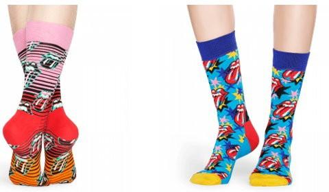 Rolling-Stones-sokken