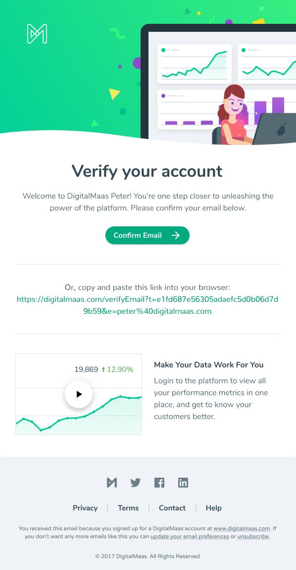 digitalmass verification email example
