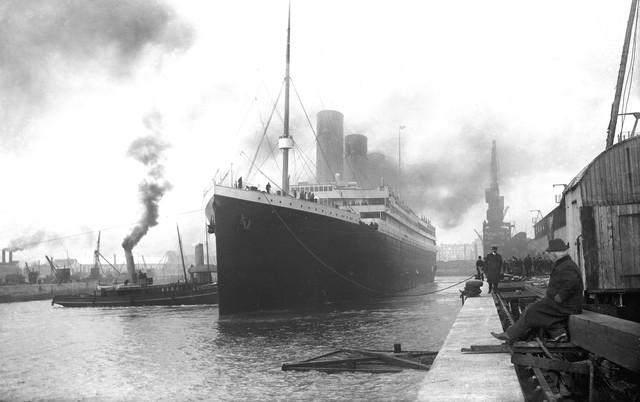 Titanic-in-Southampton