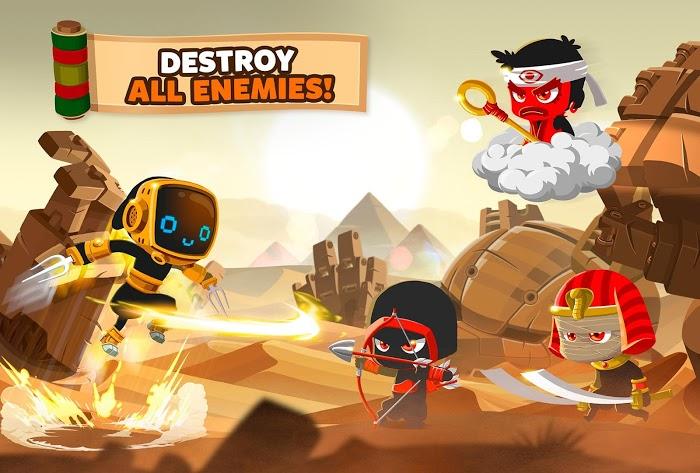 Ninja Dash Run (MOD, Unlimited Coins)